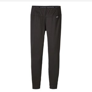 Patagonia Black midweight leggings